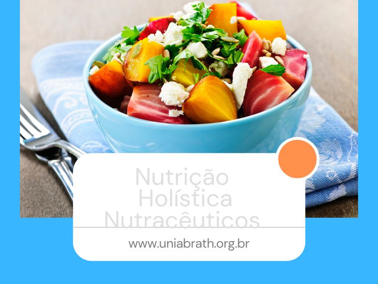 Nutrição Holística e Nutracêuticos